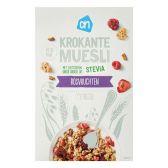 Albert Heijn Organic granola with 4 nuts