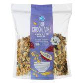 Albert Heijn Crispy cereals with three chocolate