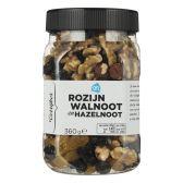 Albert Heijn Verrijker rozijn, walnoot en hazelnoot