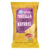 Albert Heijn Tortilla natural crisps