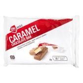 Albert Heijn Basic caramel chocolate bars