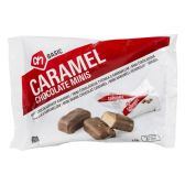 Albert Heijn Basic caramel candybars