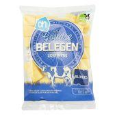 Albert Heijn Goudse kaas belegen 48+ blokjes (voor uw eigen risico)