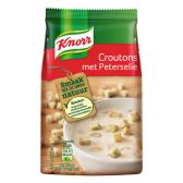 Knorr Soup croutons with parsley