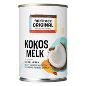Fair Trade Original Kokosmelk groot