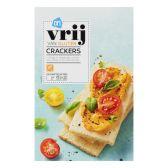 Albert Heijn Gluten free crackers