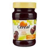 Cereal Cherry marmalade less sugars