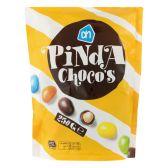 Albert Heijn Chocolate peanuts