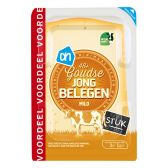 Albert Heijn Gouda young matured 48+ cheese piece family pack