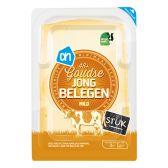 Albert Heijn Gouda young matured 48+ cheese piece