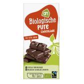 Albert Heijn Biologische pure chocolade reep