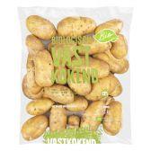 Albert Heijn Biologisch vastkokende aardappelen (voor uw eigen risico)