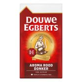 Douwe Egberts Aroma red dark filter coffee small