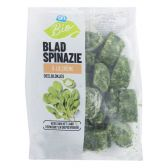 Albert Heijn Organic leaf spinach a la cream (only available within Europe)