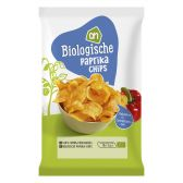 Albert Heijn Biologische paprika aardappelchips