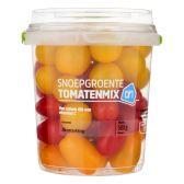 Albert Heijn Snoepgroente tomatenmix (voor uw eigen risico)
