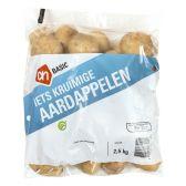 Albert Heijn Basic iets te kruimige aardappelen (voor uw eigen risico)