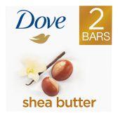 Dove Sheabutter and vanilla soap