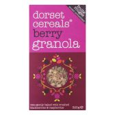Dorset Cereals with berry and granola
