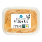 Albert Heijn Saladespecialiteit pittige kip (alleen beschikbaar binnen Europa)
