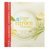 Albert Heijn Groene thee citroen & citroengras voordeel