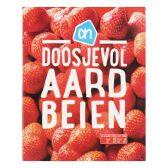 Albert Heijn Doosjevol aardbeien (alleen beschikbaar binnen Europa)