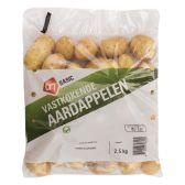Albert Heijn Basic vastkokende aardappelen (voor uw eigen risico)