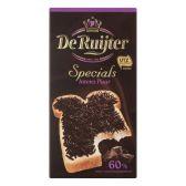 De Ruijter Specials intens dark sprinkles