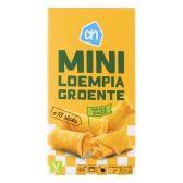 Albert Heijn Mini loempia groente (alleen beschikbaar binnen Europa)