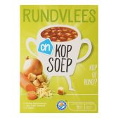 Albert Heijn Beef cup soup