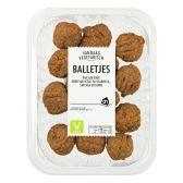 Albert Heijn Fijn gekruide vegetarische balletjes (alleen beschikbaar binnen Europa)