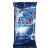 Albert Heijn Toilet reinigingsdoekjes vochtig