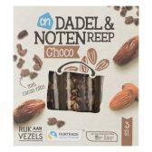 Albert Heijn Dadel en notenreep met chocolade