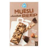 Albert Heijn Mueslireep met chocolade