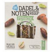 Albert Heijn Dadel en notenreep met pistache