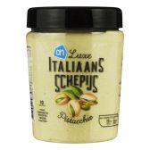 Albert Heijn Italiaanse schepijs pistacchio (alleen beschikbaar binnen Europa)