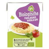 Albert Heijn Biologisch pastasaus basilicum