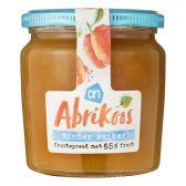 Albert Heijn Apricot fruit spread less sugar