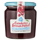 Albert Heijn Cranberry and pomegranate fruit spread