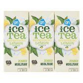 Albert Heijn Ice tea citroen 6-pack