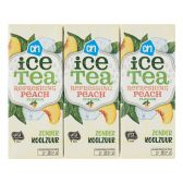 Albert Heijn Ice tea perzik 6-pack