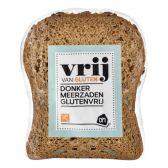 Albert Heijn Gluten free dark multiseeds bread (at your own risk)