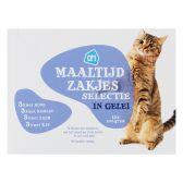 Albert Heijn Fijne brokjes in gelei voor de kat (alleen beschikbaar binnen Europa)