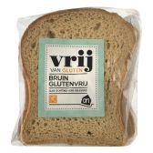 Albert Heijn Gluten free brown bread (at your own risk)