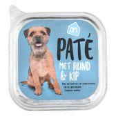 Albert Heijn Pate rund-kip voor de hond klein (alleen beschikbaar binnen Europa)