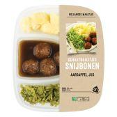 Albert Heijn Gehaktballetjes met snijbonen (alleen beschikbaar binnen Europa)