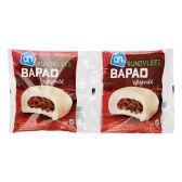 Albert Heijn Bapao rundvlees 2-pack (voor uw eigen risico)