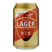 Albert Heijn Basic premium lager bier klein