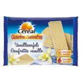 Cereal Glutenvrije en lactosevrije vanillewafels