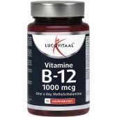 Lucovitaal Vitamine B12 1000 mcg chewing tabs small